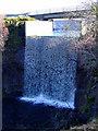 NS2471 : Waterfall at Cornalees by Thomas Nugent