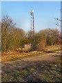 SD7200 : Telecommunications Mast by David Dixon