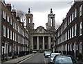 TQ3079 : St John, Smith Square (3) by Stephen Richards