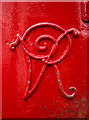 J5081 : Victorian postbox, Bangor by Rossographer