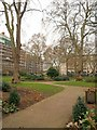 TQ2881 : Portman Square by Derek Harper