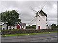 M8689 : Elphin Windmill by Pauline Leverett