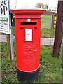 TM2653 : Woodbridge Road Postbox by Adrian Cable