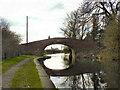 SJ6899 : Bridgewater Canal, Great Fold Bridge by David Dixon