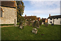 SP7330 : Adstock Village from the Churchyard by Cameraman