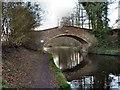 SJ6085 : Bridgewater Canal, Hough's Bridge by David Dixon