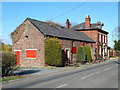 SJ8177 : Public House near Great Warford, Cheshire by Anthony O'Neil