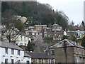 SK2958 : Upper Matlock Bath by Alan Murray-Rust