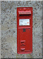 SK2852 : Millers Green postbox ref: DE4 337 by Alan Murray-Rust