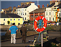 J5082 : A walk on the 'Long Hole', Bangor by Rossographer