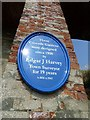 Photo of Blue plaque number 32976