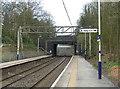 SJ8483 : Styal railway station, Cheshire by Anthony O'Neil