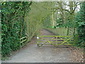 SJ8382 : Bridle path to River Bollin from Pownall Park, Wilmslow by Anthony O'Neil