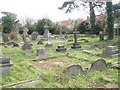 TQ1404 : A guided tour of Broadwater &amp; Worthing Cemetery (5) by Basher Eyre