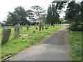 TQ1404 : A guided tour of Broadwater &amp; Worthing Cemetery (24) by Basher Eyre
