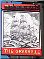 TR1453 : The Granville sign by Oast House Archive