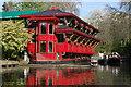 "TQ2883 : ""Floating"" Chinese restaurant : Week 15"