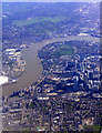 TQ3880 : Isle of Dogs from the air by Thomas Nugent
