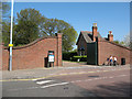 TQ1477 : Entrance to Osterley Park by Stephen Craven