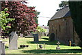 SP1798 : St John the Baptist, Church, Graveyard  (12) by Chris' Buet