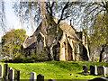 SD7111 : Chapel at Astley Bridge Cemetery by David Dixon