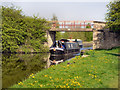 SJ6299 : Gerrard's Bridge, Leeds and Liverpool Canal by David Dixon