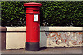 D4002 : Victorian pillar box, Larne by Albert Bridge