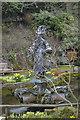 SJ4170 : Neptune Statue, Chester Zoo by Bill Harrison