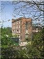 SJ2204 : Water Mill beside the River Severn by John M