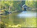 SU9941 : Rowe's Flash Boathouse : Week 16