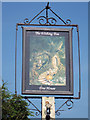 TQ7911 : The Wishing Tree sign by Oast House Archive