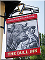 TR0161 : The Bull Inn sign by Oast House Archive