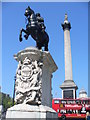 TQ3080 : Charles I Statue by Colin Smith