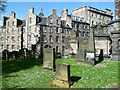 NT2573 : Greyfriars Kirkyard by kim traynor