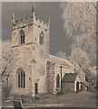 SK4680 : St Giles Church Killamarsh by John Jennings