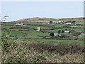 SW5037 : Moorland scenery near Halsetown, Cornwall by nick macneill