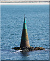 C0935 : Starboard navigation beacon, Ards Estuary by Rossographer