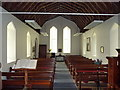 SD2296 : Holy Trinity Church, Seathwaite, Interior by Alexander P Kapp