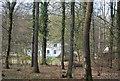 TQ0133 : Old Lock House, Sidney Wood by N Chadwick