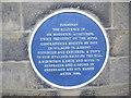 Photo of Roderick Murchison blue plaque
