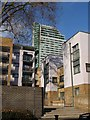 TQ3678 : Flats and houses in SE8 by Derek Harper