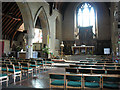TQ3263 : St Augustine, South Croydon: worship area by Stephen Craven