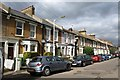 TQ3675 : Harcourt Road, Brockley by Derek Harper