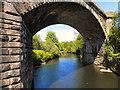 SD7910 : River Irwell by David Dixon