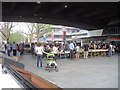 TQ3080 : South Bank Book Market by PAUL FARMER