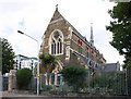 TQ3981 : St Luke Old Church, Jude Street - Redundant by John Salmon