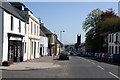 NN9412 : Auchterarder High Street by Martin Addison