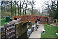 TQ0331 : Lock Bridge, Devil's Hole Lock by N Chadwick