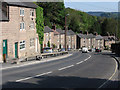 SK2956 : Cromford - Cromford Hill Nos 128 to 84 by Dave Bevis