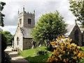 SW8661 : Saint Colan Church by Tony Atkin